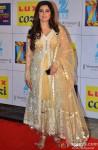 Shreya Ghoshal Attends 'Zee Cine Awards' 2014