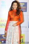 Sonali Bendre Attends 'Zee Cine Awards' 2014