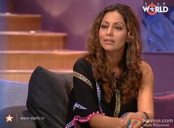 Gauri Khan On KWK Season 1
