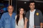 Mahesh Bhatt, Alia Bhatt and Imtiaz Ali promote Highway Pic 1