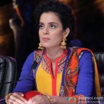 Kangana Ranaut Promotes Queen On Television Pic 2