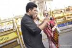 Karan Johar turns 'Photowala' for 'Mission Sapne' show Pic 2