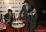 Priyanka Chopra, Ranveer Singh and Arjun Kapoor at 'Gunday' press conference in Delhi