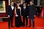 Randeep Hooda, Alia Bhatt, Wieland Speck, A R Rahman and Imtiaz Ali at Berlin Film Festival