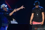 Shah Rukh Khan and Yo Yo Honey Singh at Temptations Reloaded 2014 In Malaysia