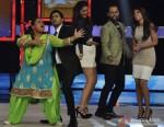 Bharti Singh, Varun Dhawan, Nargis Fakhri, VJ Andy and Ileana Dcruz Promote Main Tera Hero