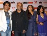 Farhan Akhtar and Vidya Balan promote 'Shaadi Ke Side Effects' in Delhi