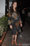 Dia Mirza at the Wrap Up Party Of 'Bobby Jasoos'