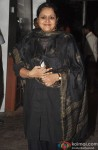 Supriya Pathak at the Wrap Up Party Of 'Bobby Jasoos'