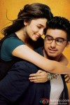Alia Bhatt and Arjun Kapoor in 2 States Movie Stills Pic 2