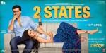Arjun Kapoor, Alia Bhatt, Amrita Singh, Revathy, Ronit Roy and Shiv Subrahmanyam Starrer 2 States Movie Poster 6