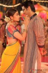 Alia Bhatt and Arjun Kapoor in 2 States Movie Stills Pic 6