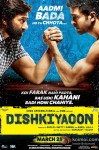 Sunny Deol and Harman Baweja in Dishkiyaoon Movie Poster