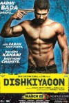 Harman Baweja in Dishkiyaoon Movie Poster