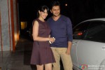 Genelia D'Souza and Riteish Deshmukh at Kangana Ranaut's Birthday Bash
