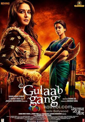 Gulaab Gang Movie Poster