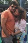 Harish Khattar and Vandana Sajnani Celebrate 'Holi'