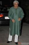 Javed Akhtar at Kangana Ranaut's Birthday Bash