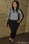Huma Qureshi Clicked On Special Screening of Queen