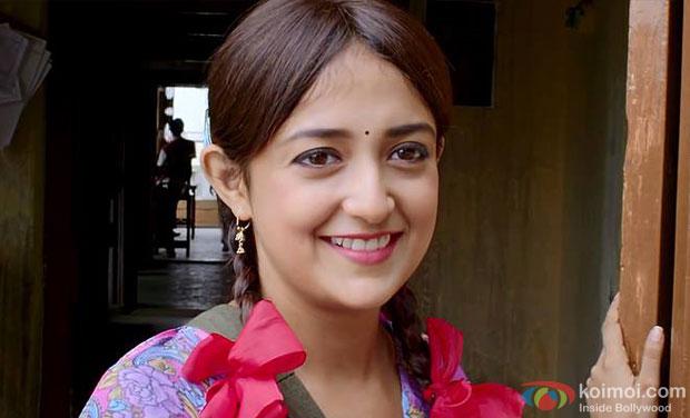 Monali Thakur in a still from movie 'Lakshmi'