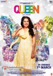 Kangana Ranaut starrer Queen Movie Poster 1