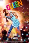Kangana Ranaut starrer Queen Movie Poster 2