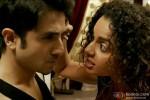 Vir Das and Kangana Ranaut in Revolver Rani Movie Stills
