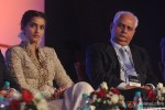 Sonam Kapoor and Ramesh Sippy at FICCI Frames 2014 inauguration Pic 1