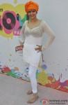 Tanisha Singh Celebrates 'Holi'