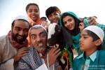 Asif Basra and Anshuman Jha in Yeh Hai Bakrapur Movie Stills Pic 2