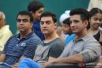 Aamir Khan and Sharman Joshi at Women's Tennis Tournament Pic 1