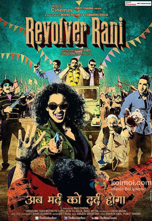 Revolver Rani New Movie Poster