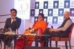 Abhishek Bachchan, Bhawana Somaaya and Vijay Krishna Acharya attend FICCI Frames 2014, Day 2 Pic 1