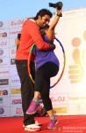 Abhishek Bachchan unveils DNA I CAN women's marathon Pic 3