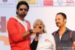 Abhishek Bachchan unveils DNA I CAN women's marathon Pic 4