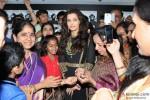 Aishwarya Rai spotted in Delhi at a Jewellery Showroom launch Pic 5