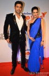 Sangram Singh and Payal Rohatgi At Stree Shakti Awards 2014