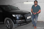Arshad Warsi Snapped In His New Audi Q7 Pic 1
