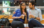 Sonam Kapoor and Ayushmann Khurrana in Bewakoofiyaan Movie Stills Pic 2