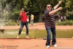 Ayushmann Khurrana and Rishi Kapoor in Bewakoofiyaan Movie Stills