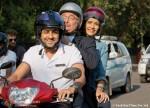 Ayushmann Khurrana, Rishi Kapoor and Sonam Kapoor in Bewakoofiyaan Movie Stills