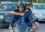 Ayushmann Khurrana and Sonam Kapoor in Bewakoofiyaan Movie Stills Pic 6