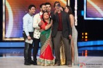 Bharti Singh, Andy, Amitabh Bachchan, Karan Johar and Kirron Kher promote 'Bhoothnath Returns' on the Sets of India's Got Talent