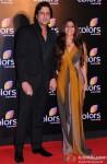 Armaan Kohli and Tanisha Mukherjee Snapped At Colors Party