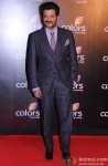 Anil Kapoor Snapped At Colors Party