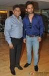 Johnny Lever and Rahul Vaidya Support Sahara Honcho Subrata Roy