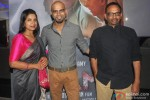 Raghu Ram attends the special screening of Tamil film 'Inam'