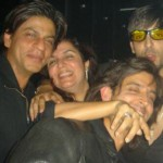 Friends Reunion: Shah Rukh Khan, Farah Khan, Hrithik Roshan and Zayed Khan