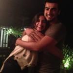 Cousinhood Love: Sonam Kapoor hugs Arjun Kapoor