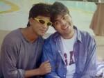 BFFs Love: Shah Rukh Khan and Karan Johar